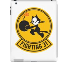 VF-31 iPad Case/Skin