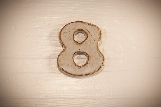 Number VIII by MikkoEevert