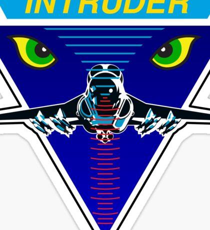 A-6 Intruder Logo Sticker