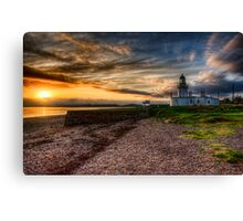 Chanory Point Canvas Print