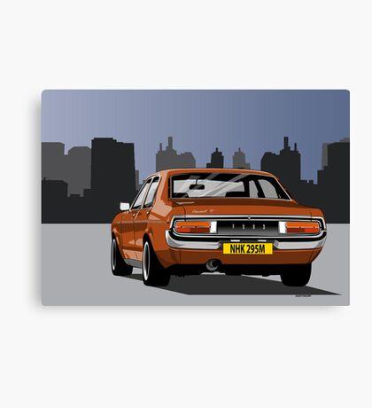 Ford Consul GT Canvas Print