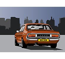Ford Consul GT Photographic Print