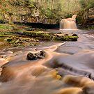 Cauldron Falls, West Burton by Mat Robinson