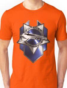 Forever Normandy Badge Unisex T-Shirt