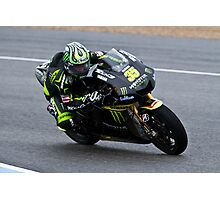 Cal Crutchlow in Jerez 2012 Photographic Print