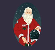 Santa Astronaut Unisex T-Shirt