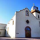Ysleta Del Sur Pueblo by Thomas Eggert