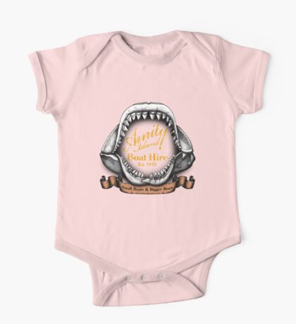Amity Island Boat Hire Kids Clothes