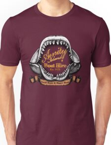 Amity Island Boat Hire Unisex T-Shirt