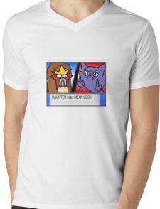 Battle to the Death Mens V-Neck T-Shirt