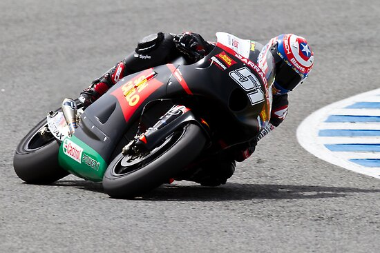 Michel Pirro in Jerez 2012 by corsefoto