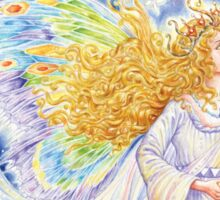 Titania, Queen of the Fairies Sticker