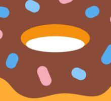 I donut like you Sticker