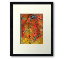 Seasons of JOY Framed Print