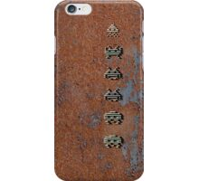 Rusted Spaceys  iPhone Case/Skin