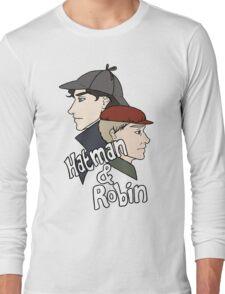 Hatman & Robin Long Sleeve T-Shirt