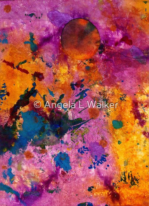 Inner Wisdom Spiced with JOY by © Angela L Walker