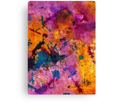 Inner Wisdom Spiced with JOY Canvas Print