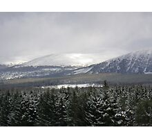 Mountain View Photographic Print