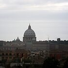 """The Vatican Over Rome"" by mls0606"