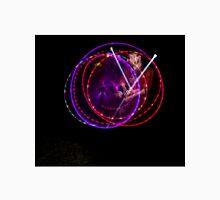 Spinning Light at the OCF Unisex T-Shirt