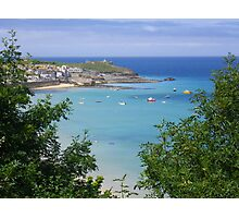 St Ives Light Photographic Print