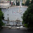 """The Piazza Di Popolo"" by mls0606"