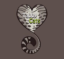 Tabby Cat Love Unisex T-Shirt