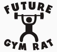 Future Gym Rat Kids Tee