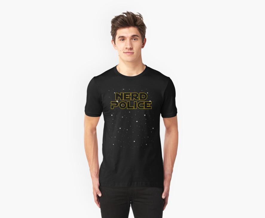 Star Wars Theem (nerd Police) by TheBlueVikingsR