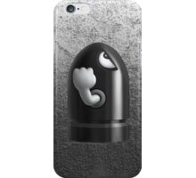 ANGRY BULLET iPhone Case/Skin