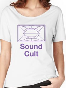 Sound Cult, Funktion One (Purple) Women's Relaxed Fit T-Shirt