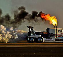 Smokey Display by Anthony Hoffman