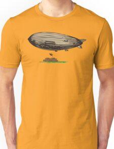 "Indiana Jones ""no ticket"" Unisex T-Shirt"