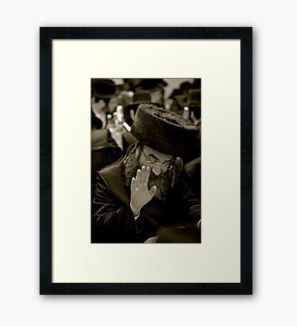 Shalom Aleichem ! Adar. 2012. Leżajsk. by Doktor Faustus.  Toda raba ! Favorites: 1 Views: 138 . Framed Print