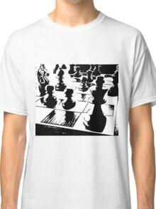 Chess gamer Classic T-Shirt