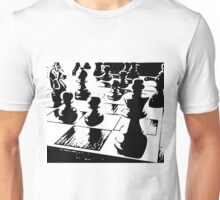 Chess gamer Unisex T-Shirt
