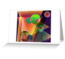 There must be an angle...... Greeting Card
