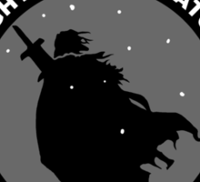 Snow Patrol- Game of Thrones Shirt Sticker