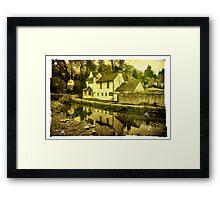 Chequers Inn, Loose Framed Print