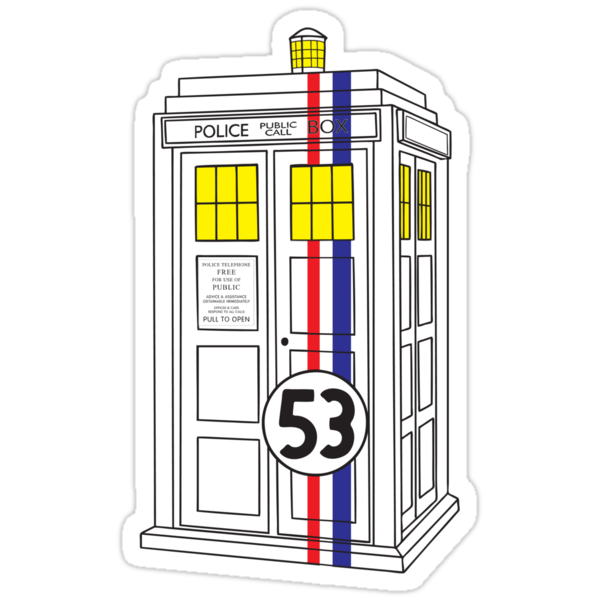 Herbie the love Tardis by Tardis53