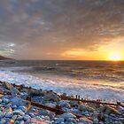 sunset by tim williams