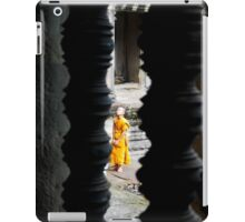 Young Monk iPad Case/Skin