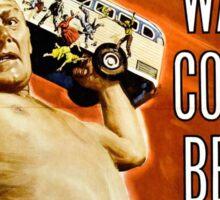 B Movie: Colosal Beast Sticker