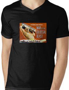 B Movie: Colosal Beast Mens V-Neck T-Shirt