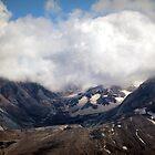 Mount Saint Helens by Dawna Morton