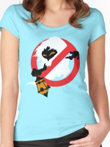 PoeBusters! Women's Fitted Scoop T-Shirt