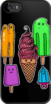 Ice Cream by Octavio Velazquez