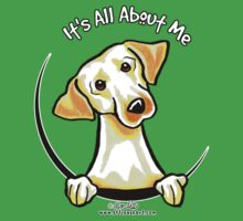 Yellow Lab :: Its All About Me Kids Clothes