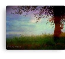 Whispering Tree Canvas Print